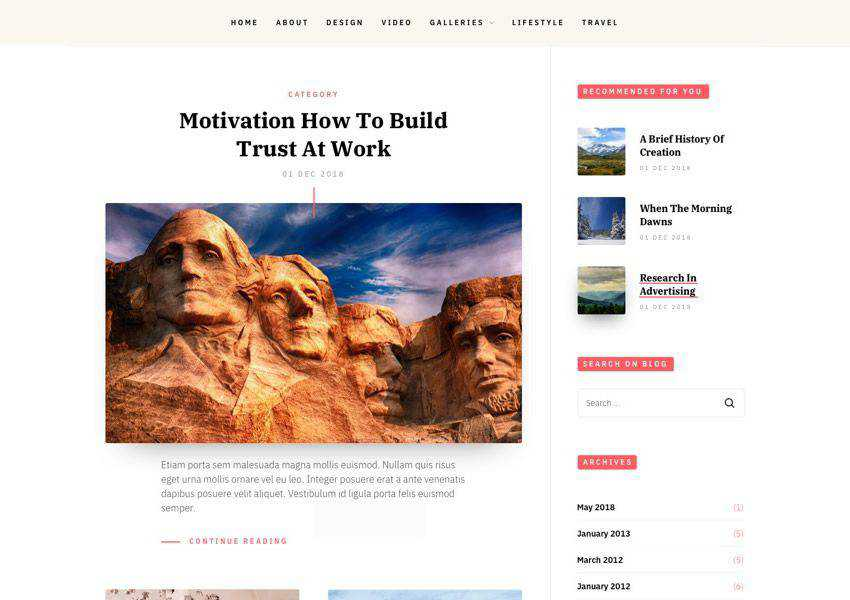 Crowley Bloggers Online free wordpress theme wp responsive magazine news blog