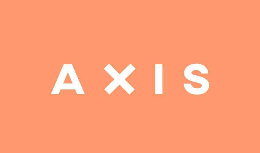 axis free minimal font design typecase typography