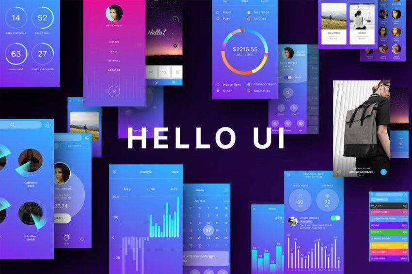 Hello-UI-Kit