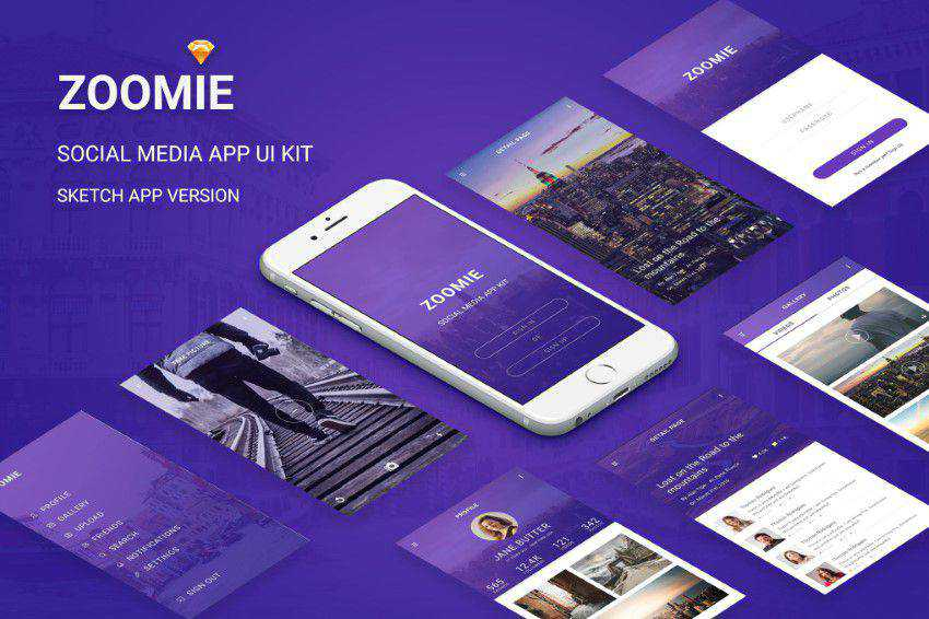 50 Free Mobile Ui Kits For Ios Android For 2020