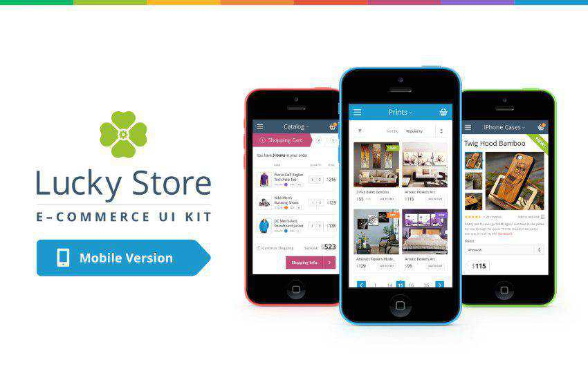 Lucky-Store-UI
