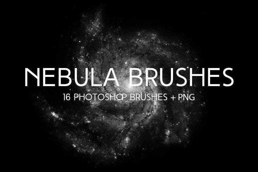 nebula photoshop brushes