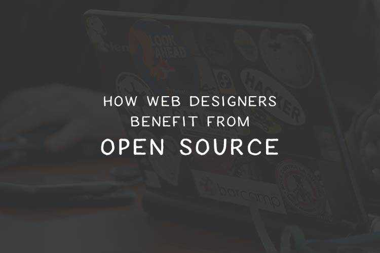 How Web Designers Benefit from Open Source
