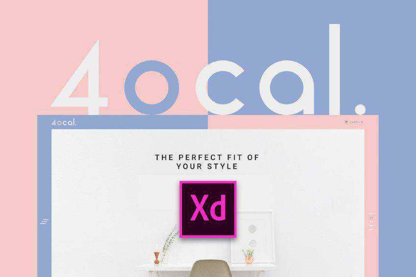 4ocal-UI-Kit-