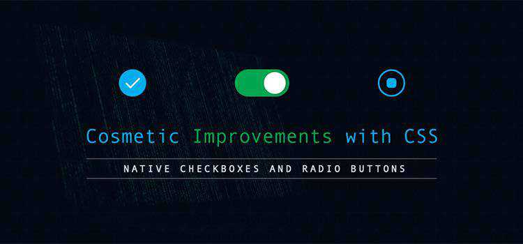 Hacking Custom Checkboxes And Radios