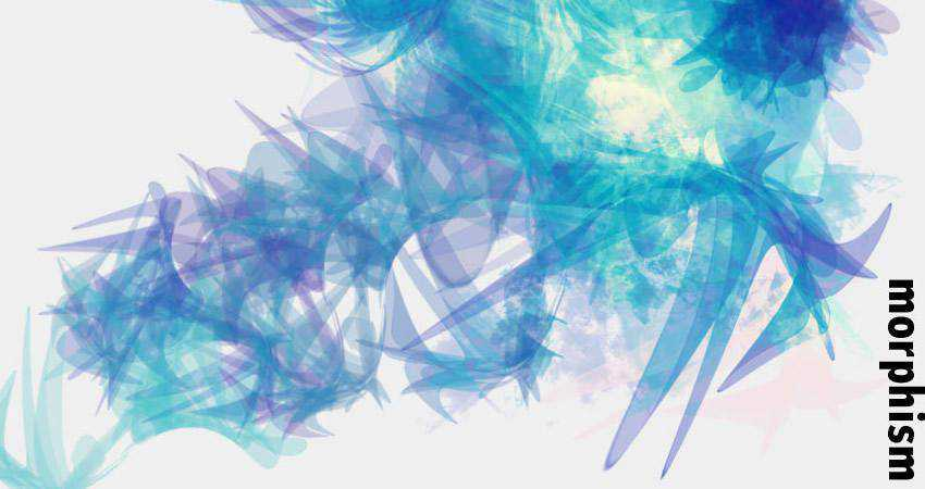 Morphism free abstract photoshop brush pack set adobe
