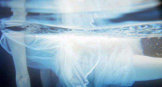 Underwater fantasy photo