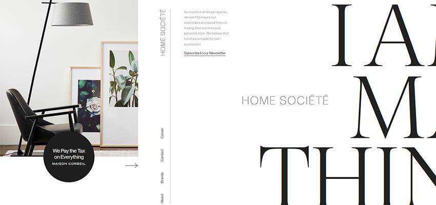 Home Societe