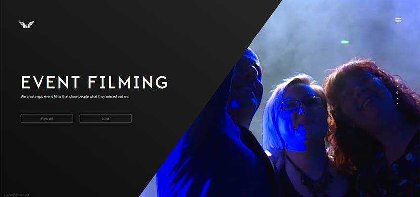 Event Filming - NewFlight