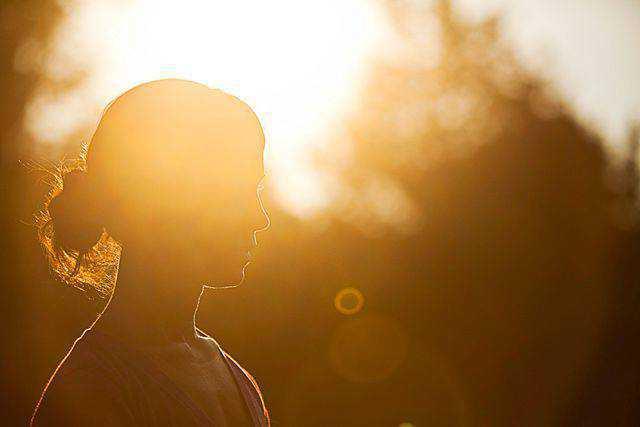 backlit photography photographer shot photo Sun Flare