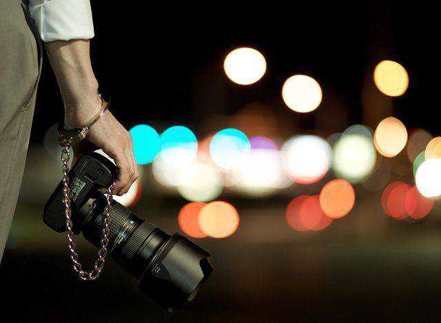 Attached Bokeh Photography