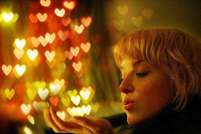 Send a Little Love My Way is an example of Beautiful Bokeh Photography