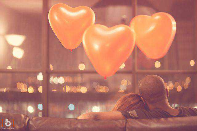 Valentines Bokeh is an example of Beautiful Bokeh Photography