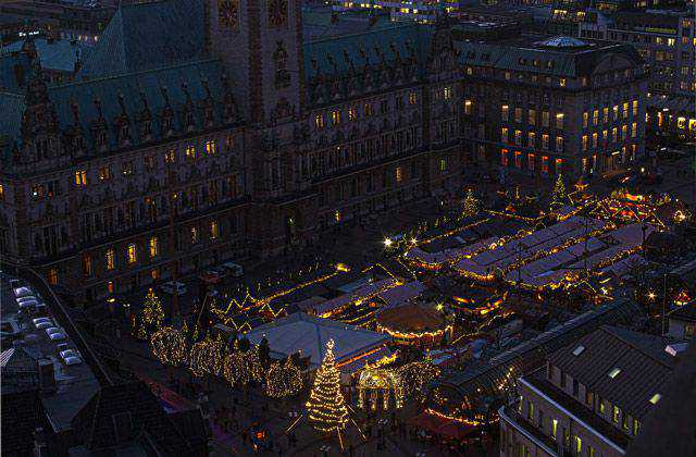 Christmas Market in a gallery of Seasonal and Christmas Photography