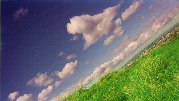 unusual creative angle shot photography gallery Slanted Sky camera original and angle image