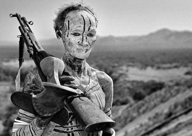 Old Warrior documentary photography
