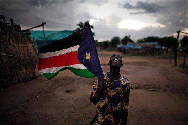 A New Country - Southern Sudan powerful photography documentary