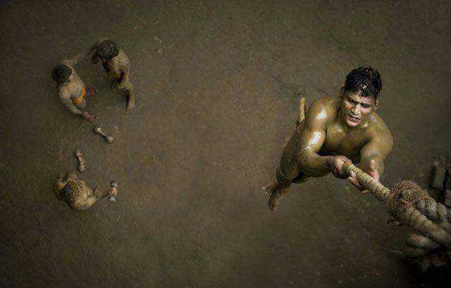 Kushti Training powerful photography documentary