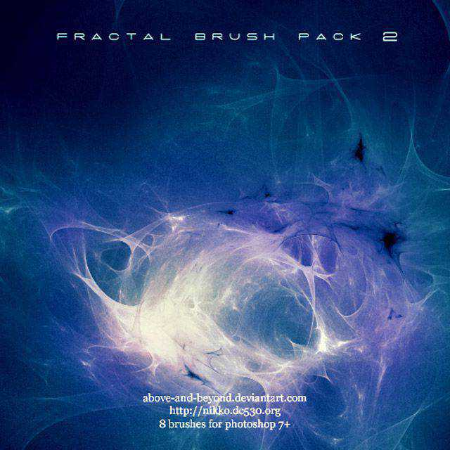 Brush Pack photoshop brushes free fractal