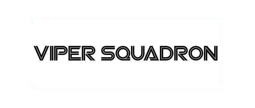 Viper Squadron Fonts sci-fi fonts download