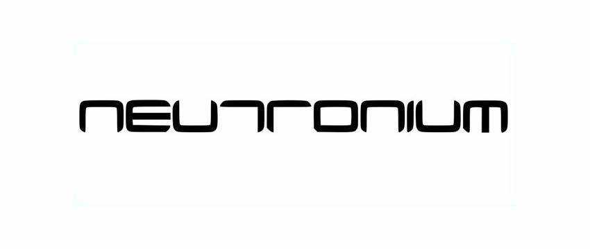 Neutronium Fonts sci-fi fonts download