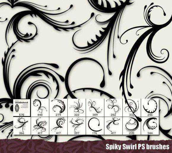 Spiky Swirl