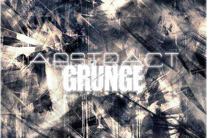 Abstract grunge distressed free photoshop brush pack set adobe