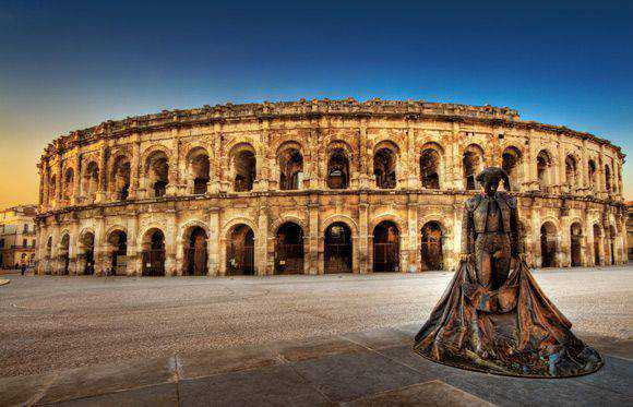 Torero is a fantastic example of Architectural hdr Photography