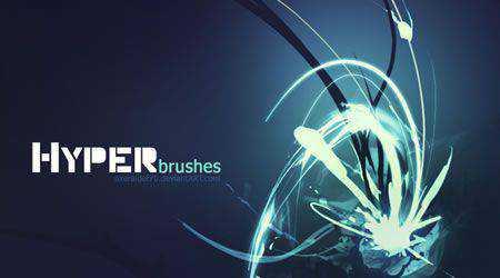 Hyper Brushes 9 Brushes