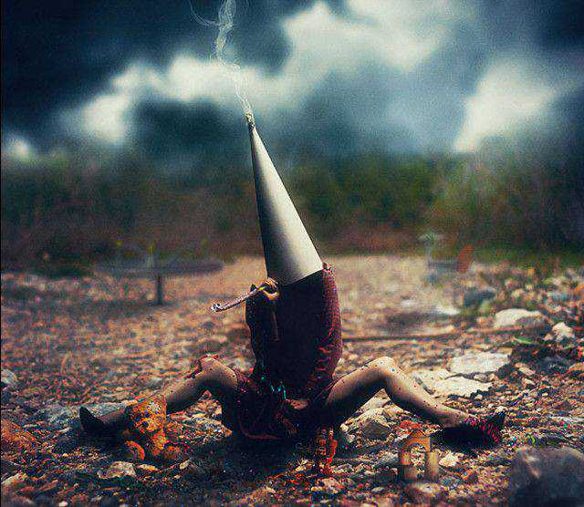 Dark Conceptual Photo Manipulation tutorial in Photoshop