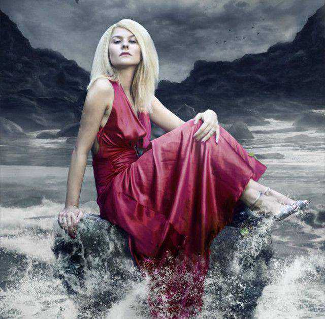 Serene Fantasy Photo Manipulation tutorial in Photoshop