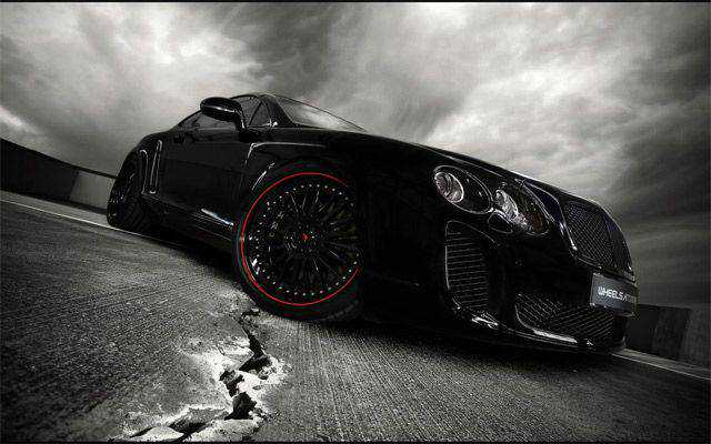 monochromatic photo photography Black Car