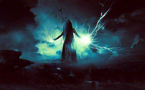 Dark Power Unleashed tutorial Surreal Digital Art in Photoshop