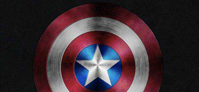 Captain America Shield tutorial graphic designers Photoshop