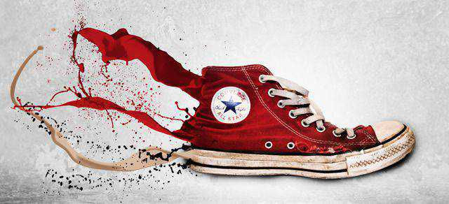 Awesome Splashing Sneaker Photoshop Tutorial
