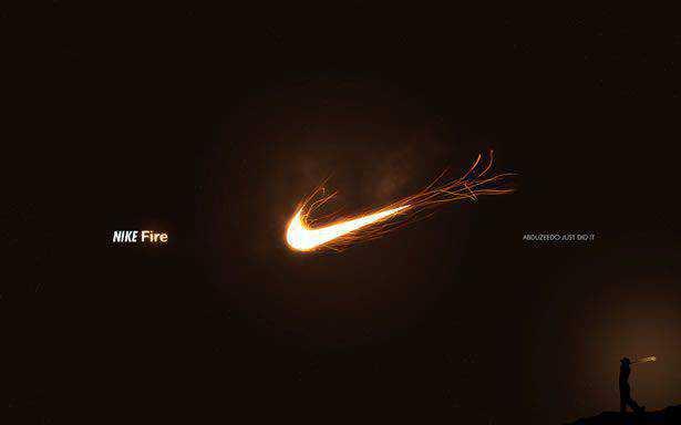 Photoshop Create an Amazing Nike Ad Design
