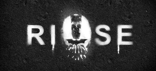 Dark Knight Rises Stencil Effect Photoshop Tutorials
