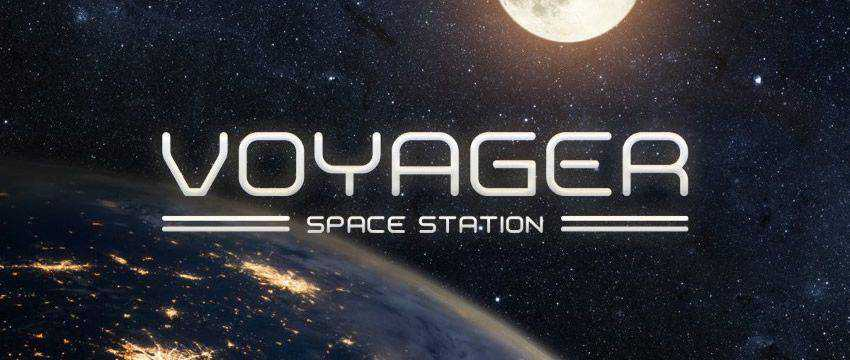 Voyager Typeface