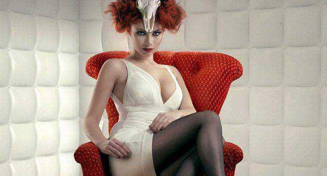 Miss Bony fantasy photo