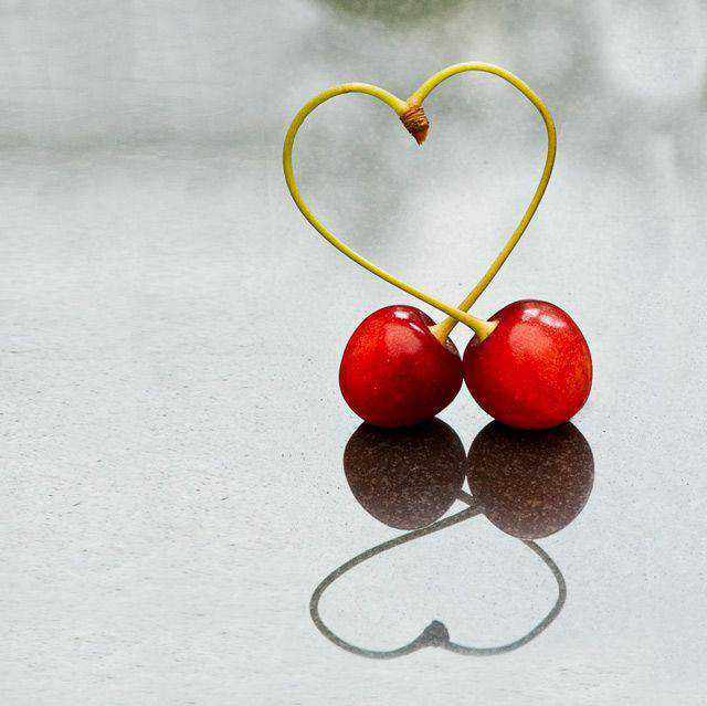 Love Cherries professional shot cameral