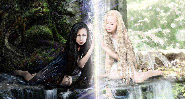 Ever Sisters fantasy photo
