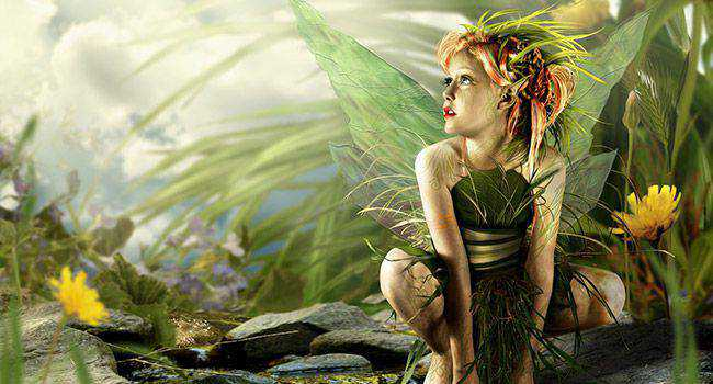 Summer Whispers fantasy photo