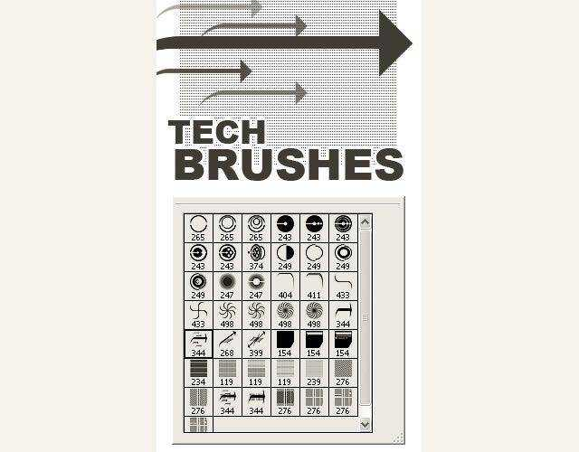Tech Brush Mega Pack