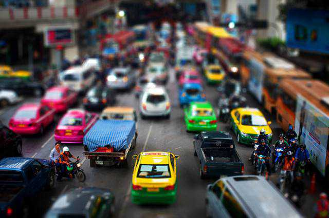 tilt-shift photography miniature biG miNiaTURe wOrLd