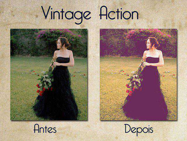 Action Vintage 21