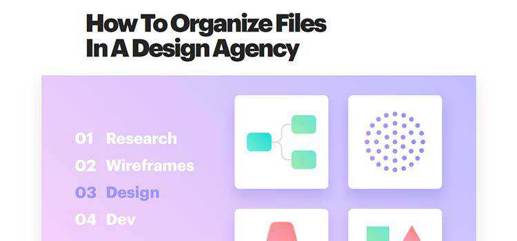 How To Organize Files In A Design Agency