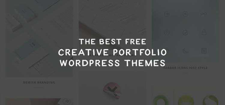 The 20 Best Free WordPress Portfolio Themes for Creatives