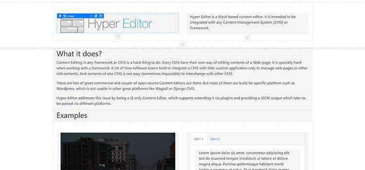 Hyper Editor