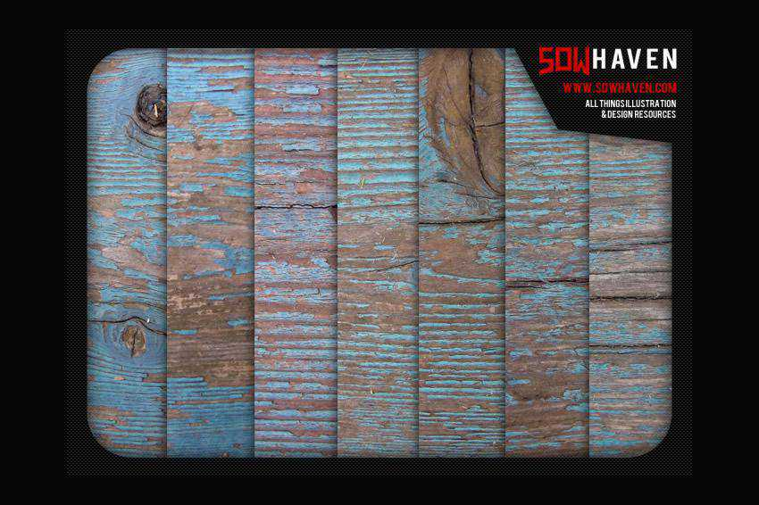 free high-res high resolution wood wooden textures Weathered Blue
