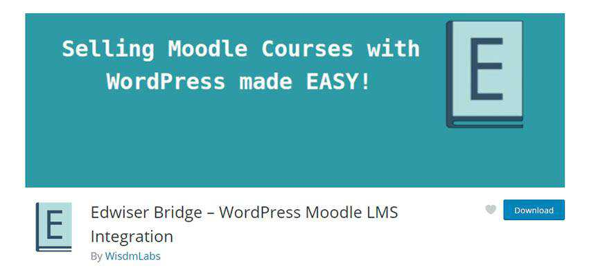 Edwiser Bridge – WordPress Moodle LMS Integration